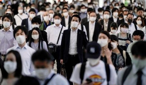 도쿄의 사망자 4 ~ 5 월 집중 절반 이상이 병원이나 시설에서 감염