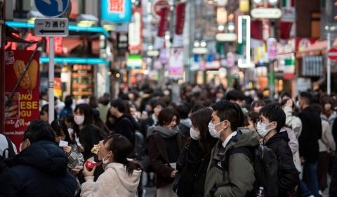 오키나와 10 만 명당 신규 감염이 전국 최다