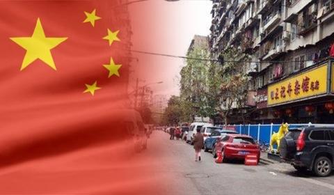 중국 우한에서 시작된 코로나 19 전 세계 대 유행