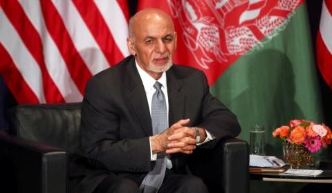 세상에서 가장 부끄러운 아프칸 지도자