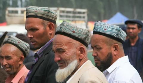 신장 위구르(Uighur) 족