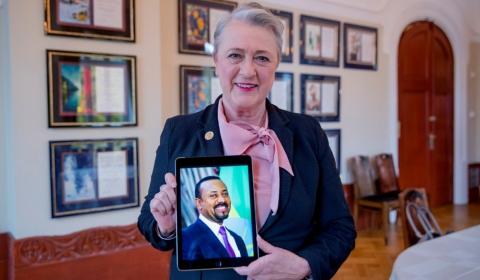 2019년 노벨평화상 에티오피아 아비 아흐메디 총리,100번째 노벨평화상 수상