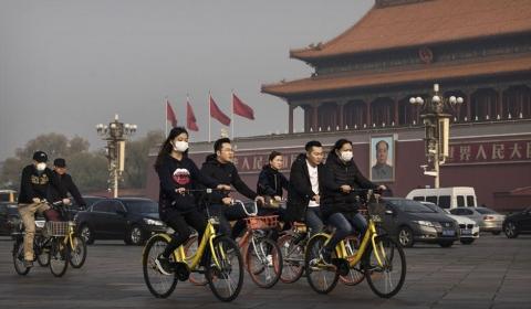 중국 베이징, 흑사병(페스트) 확진 환자 2명 확인